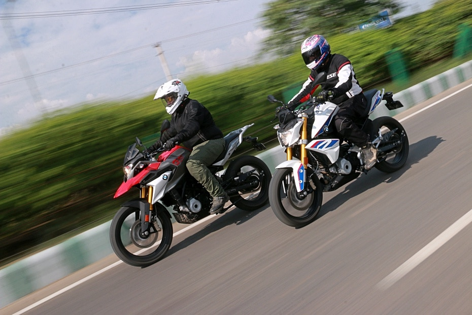 BMW G 310 R, G 310 GS Recalled In The US