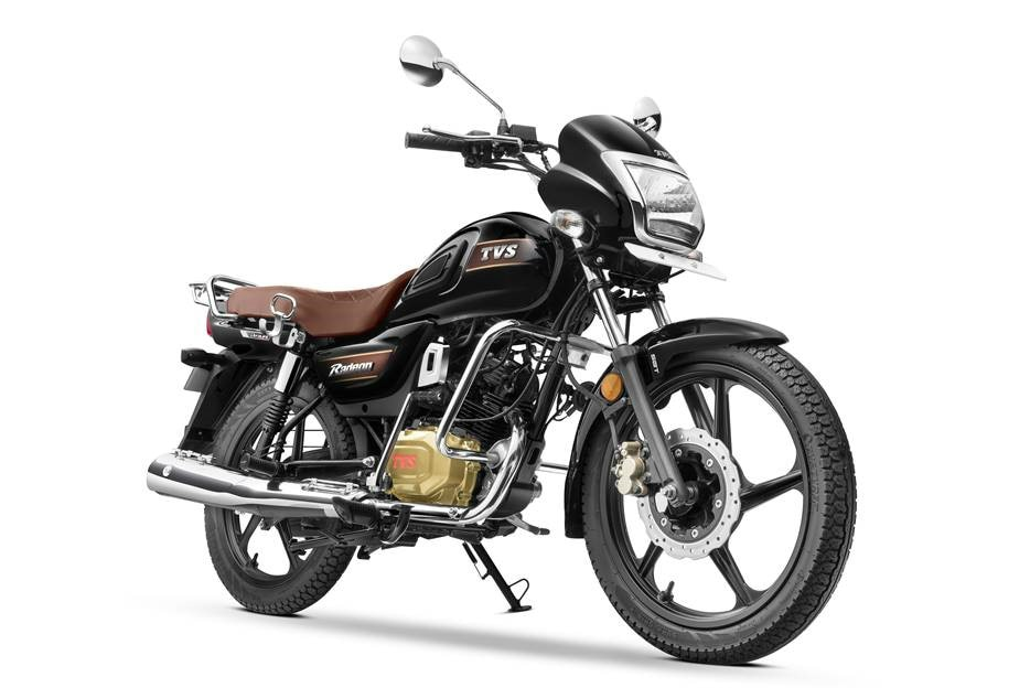 TVS Radeon Special Edition Launched