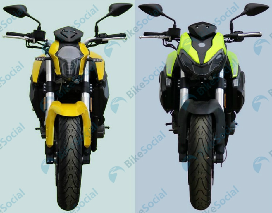 Benelli TNT 600i Spied With New Design