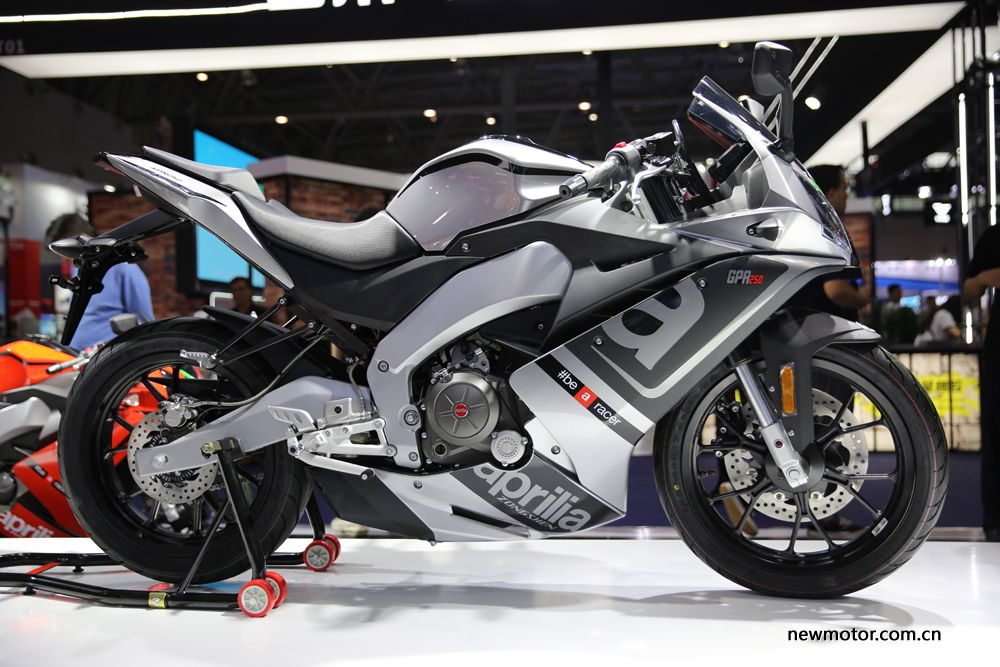 Aprilia GPR 250 Unveiled In China; India Launch Soon?