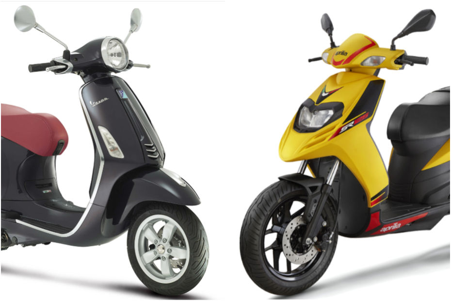 BS6 Vespa, Aprilia Scooters Unofficial Bookings Open. Could Get A Huge Price Hike
