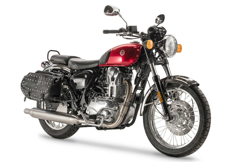 Benelli Imperiale 400 Booking Amount Announced