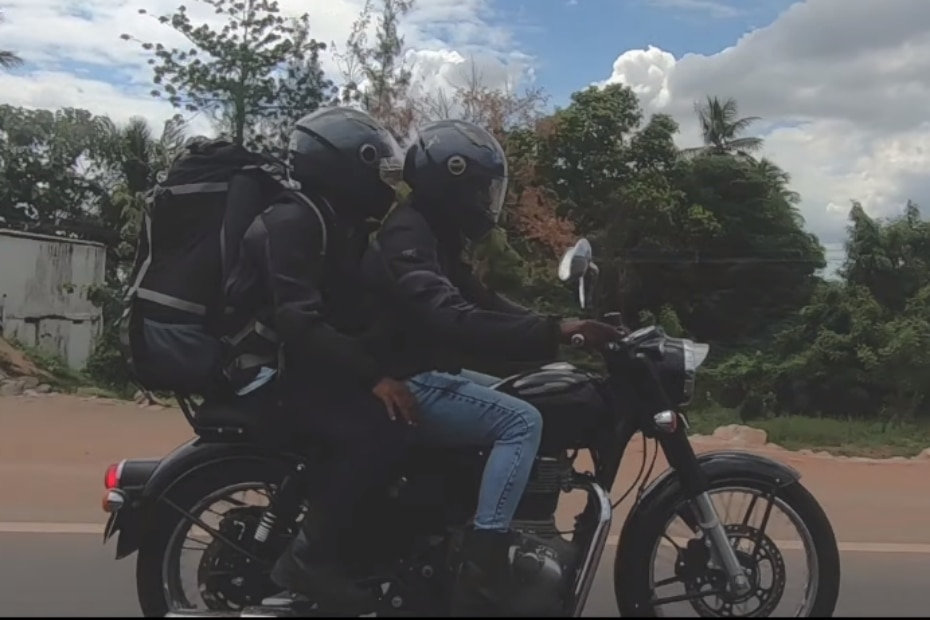 2020 Royal Enfield Classic 350 Spotted Testing Again