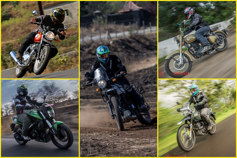 5 Best Bikes To Go To Ladakh With: Royal Enfield Bullet, Himalayan, Hero XPulse 200 And More