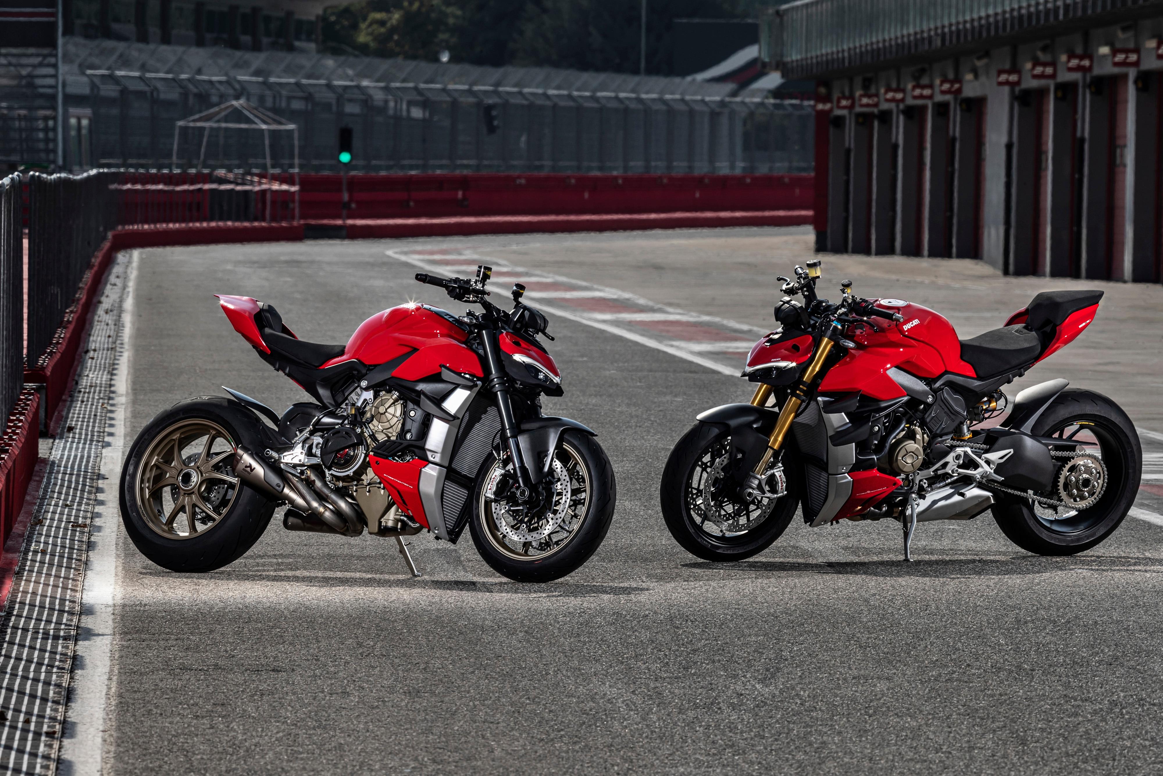 Ducati Streetfighter V4 Unveiled At Ducati World Premiere