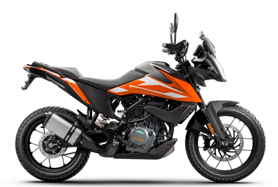 India Bound KTM 250 Adventure Unveiled