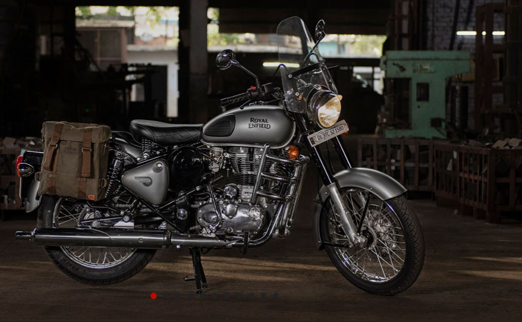 Royal Enfield Classic 350 Now Available With Optional Louder Exhaust