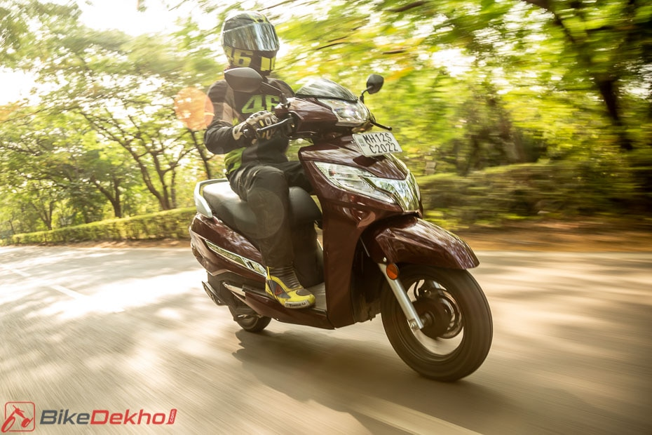 BS6 Honda Bikes And Scooters Record 5.5 Lakh Unit Sales