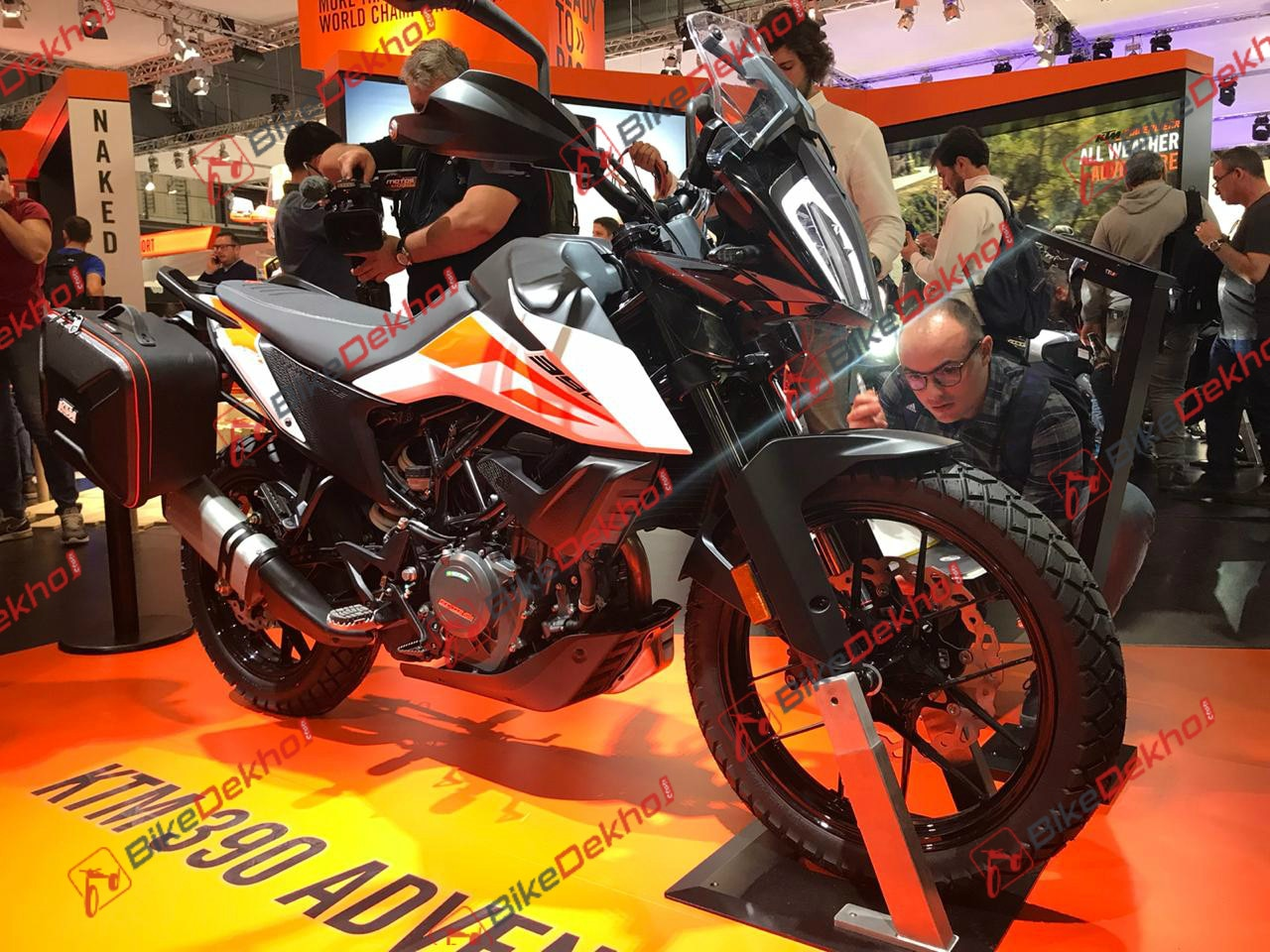 Upcoming KTM 390 Adventure Expected Price Analysed