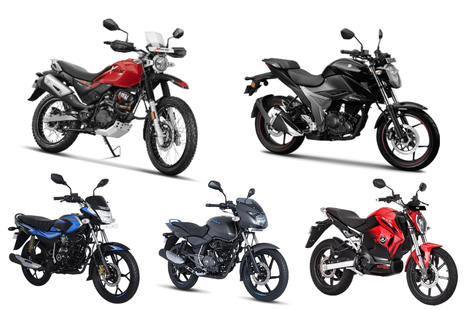 Top 5 Bikes Under Rs 1 Lakh Launched In 2019