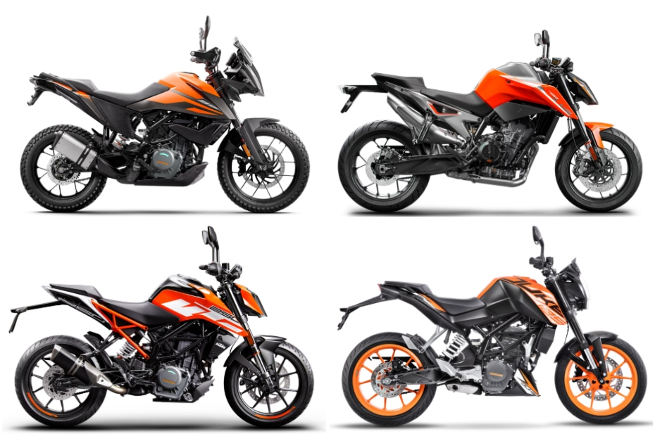 Upcoming BS6 Two-wheelers From KTM