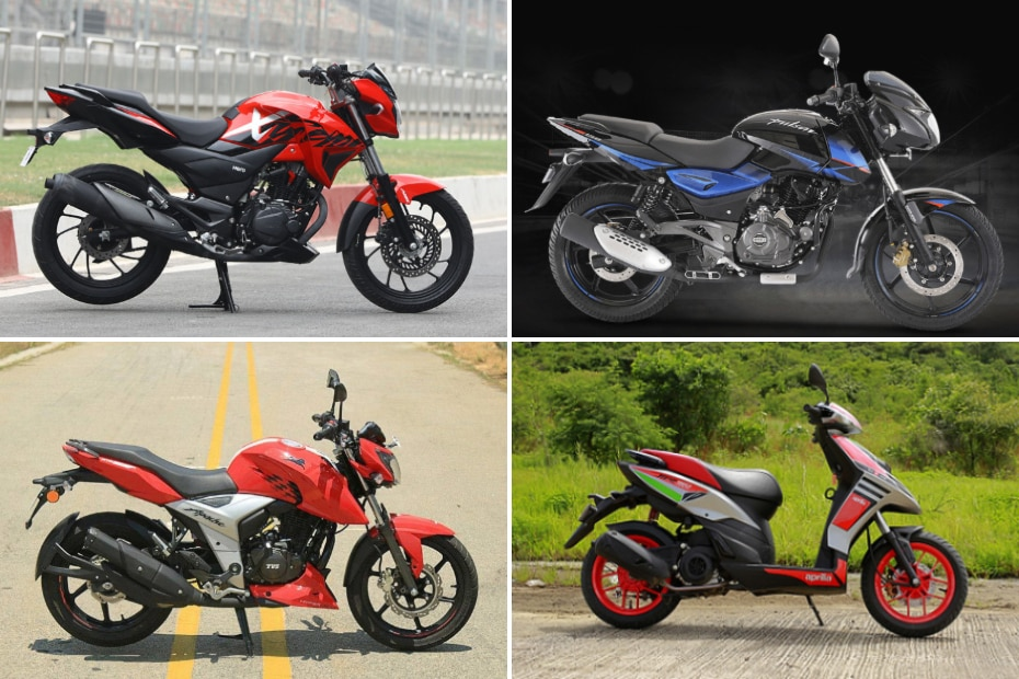 TVS Apache RTR 180: Same Price, Other Options