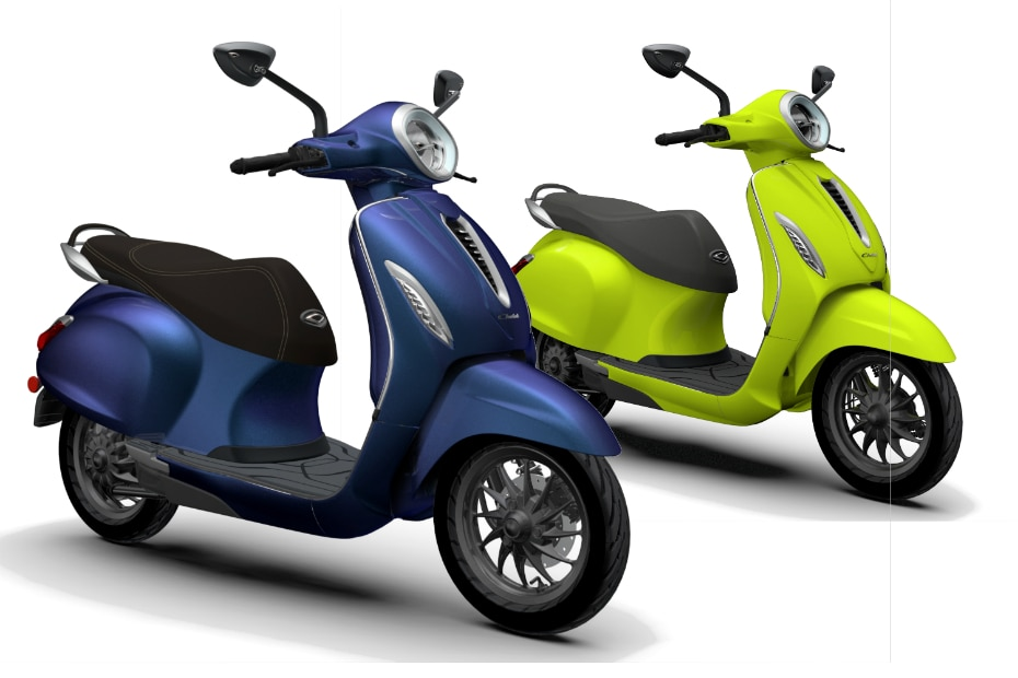 Bajaj Chetak Electric Scooter: Variants Explained
