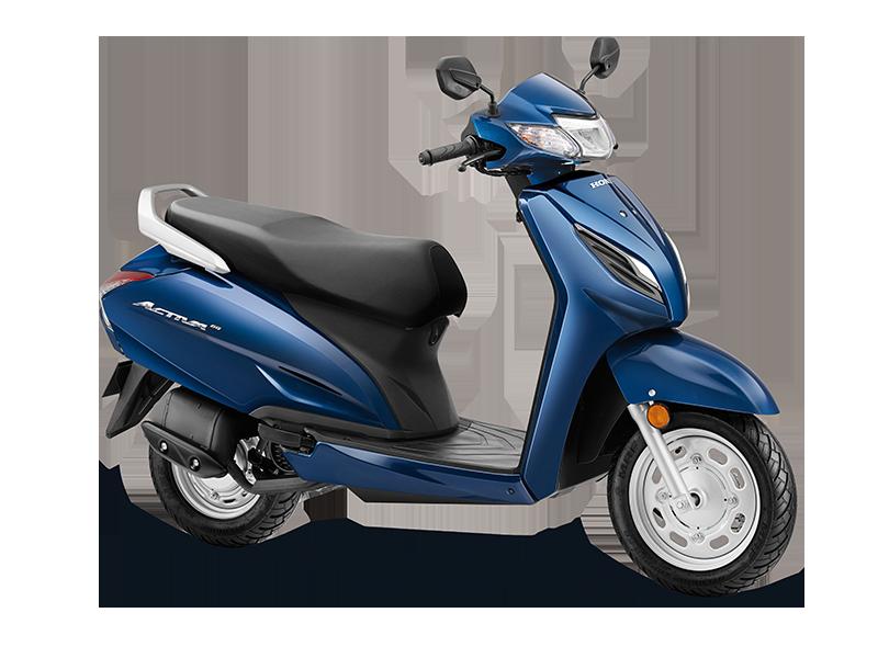 Honda Activa 6G: Variants Explained