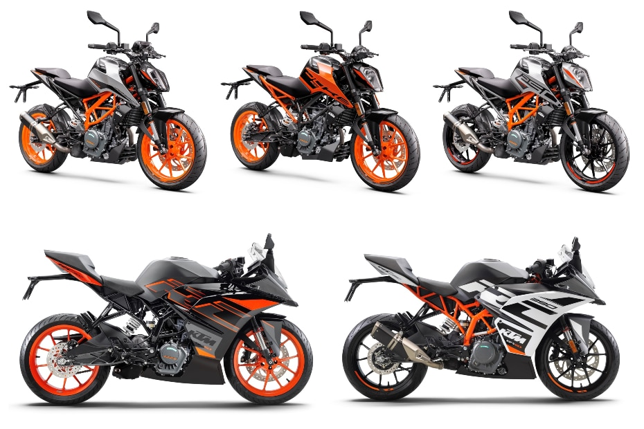 KTM BS6 Price Revealed: 200 Duke & 390 Duke Updated