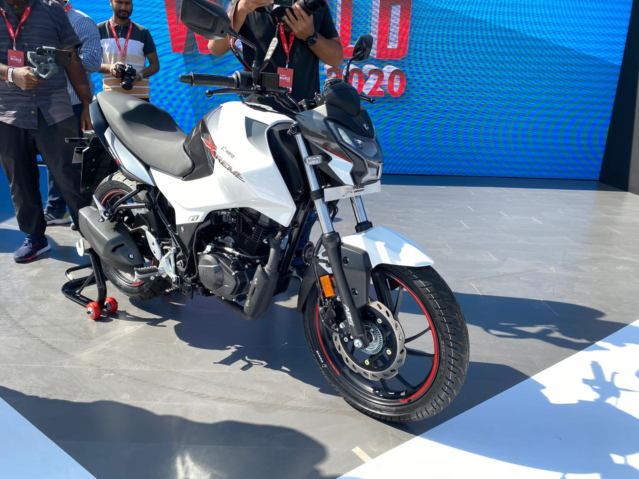 2020 Hero Xtreme 160R BS6 Unveiled