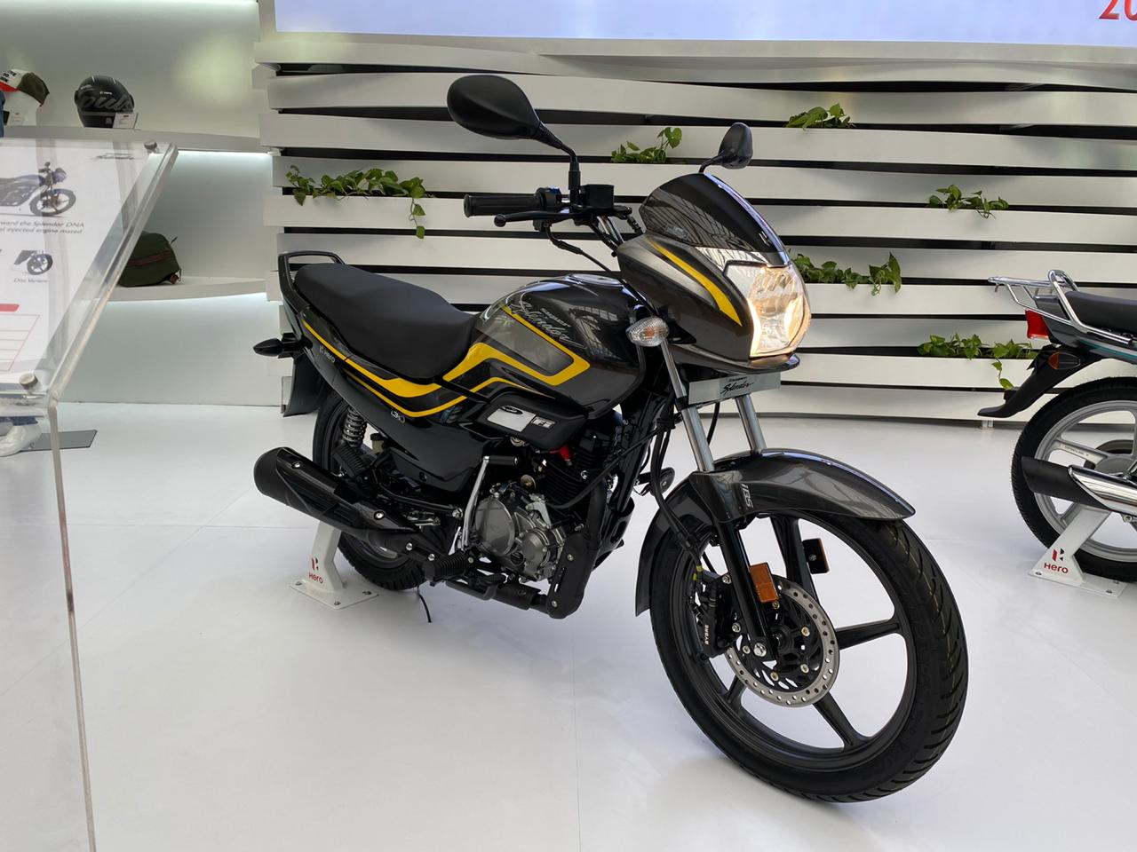 Hero Super Splendor BS6 Launched In India