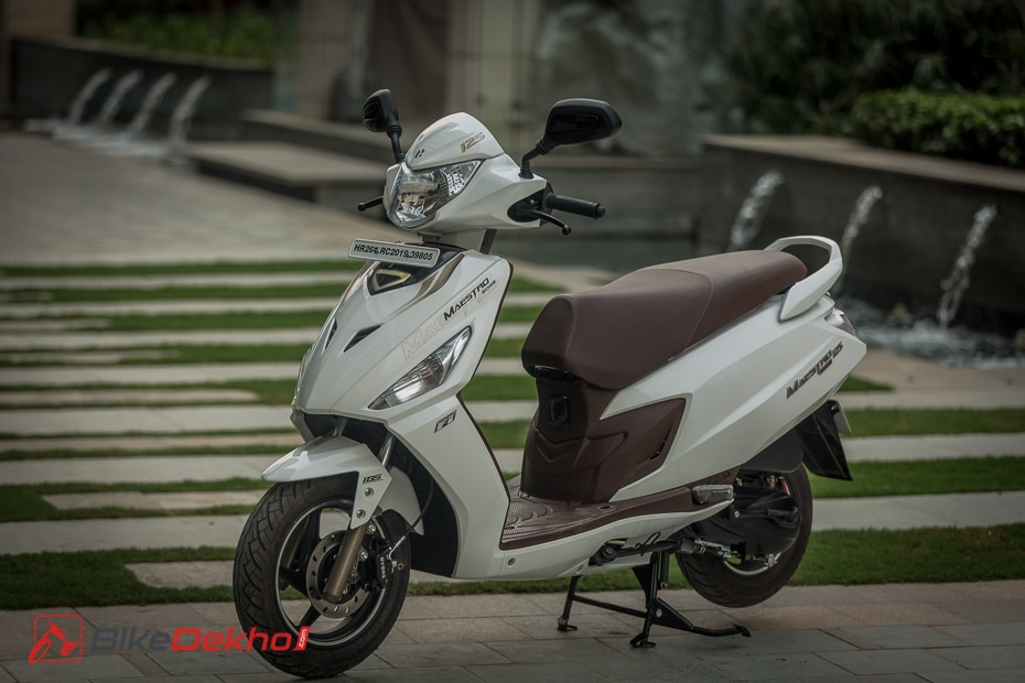 No, Not Hero Electric. An e-Scooter Is Coming From Hero MotoCorp