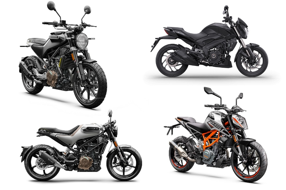 Which 250cc Bike Is The Right One For You: Bajaj Dominar 250, Husqvarna Svartpilen 250, Vitpilen 250 And KTM 250 Duke