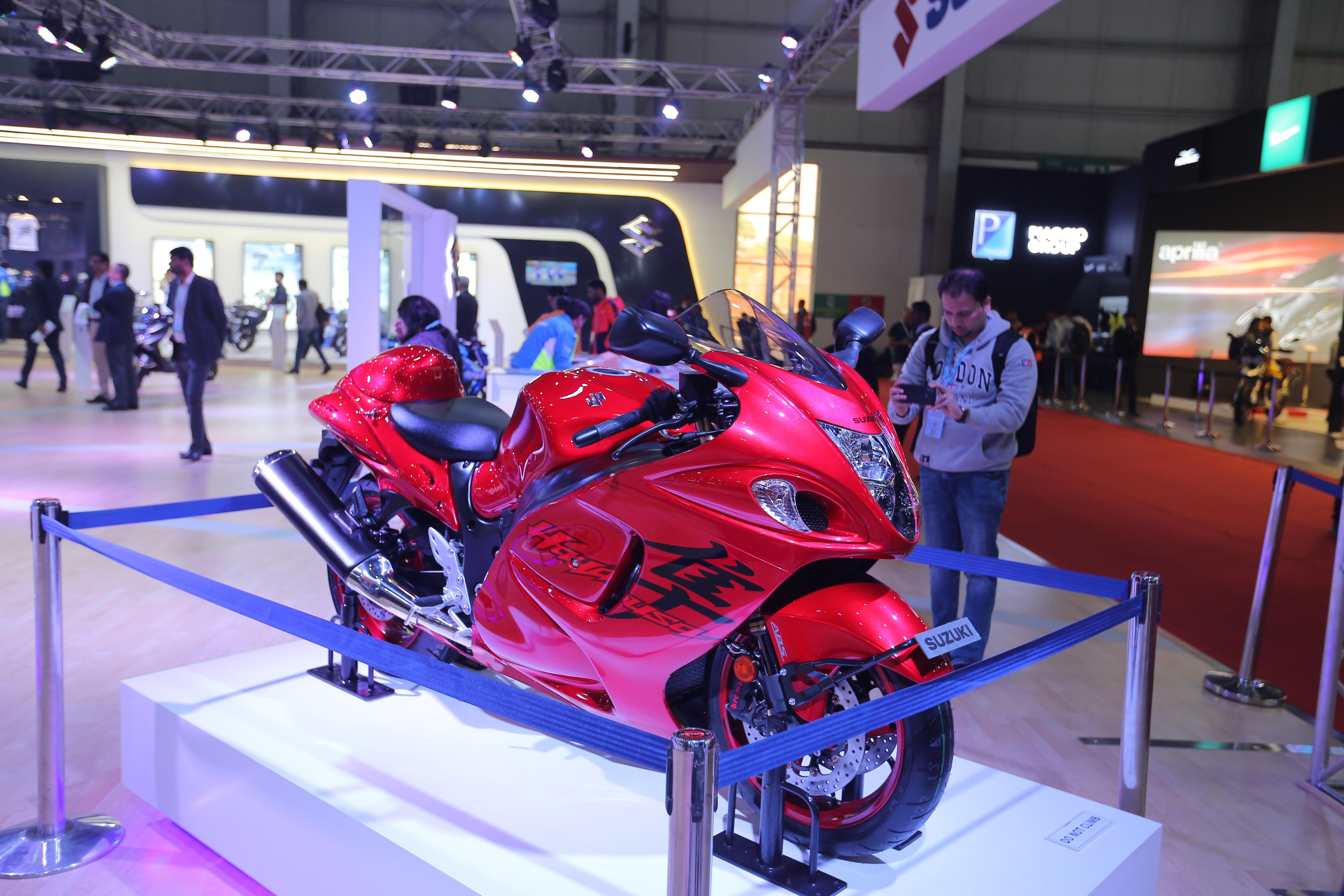 Suzuki Hayabusa BS4 Discontinued