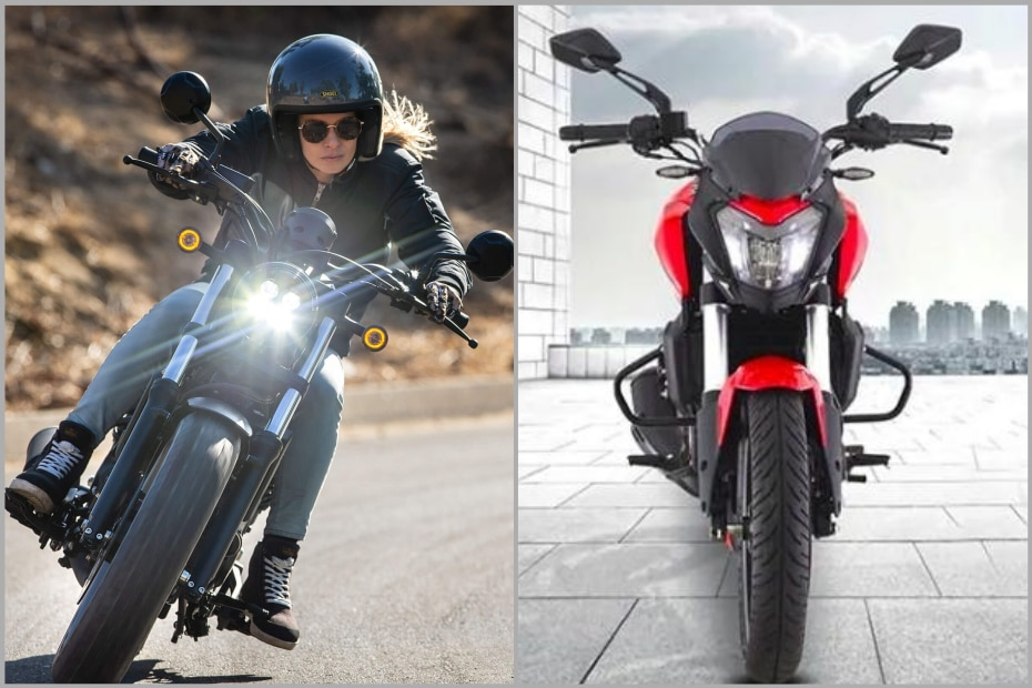 Honda Rebel 300 vs Bajaj Dominar 250: Spec Comparison