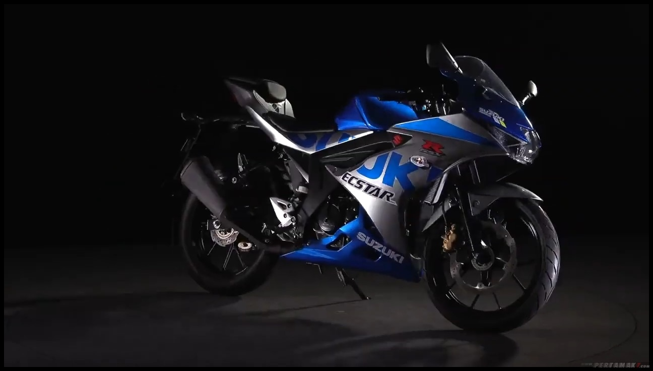 Suzuki GSX-R150 Revealed With 2020 MotoGP Livery