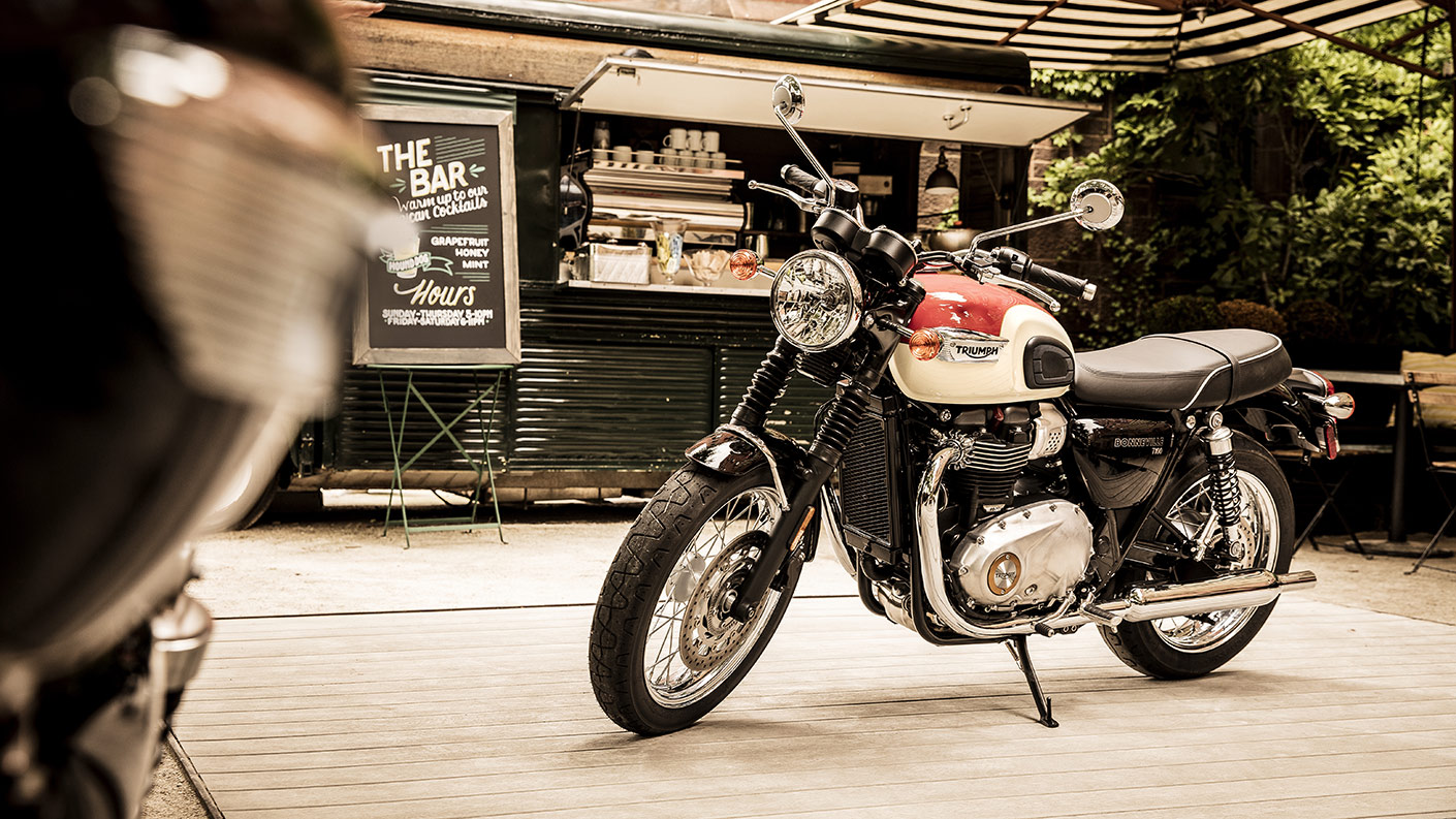 The Coronavirus Pandemic Just Made It Easier To Own A Triumph