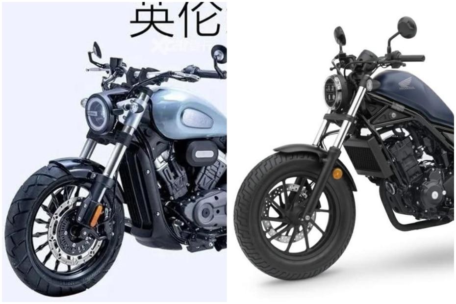 Benda 300cc Cruiser vs Honda Rebel 300: Photo Comparison Gallery
