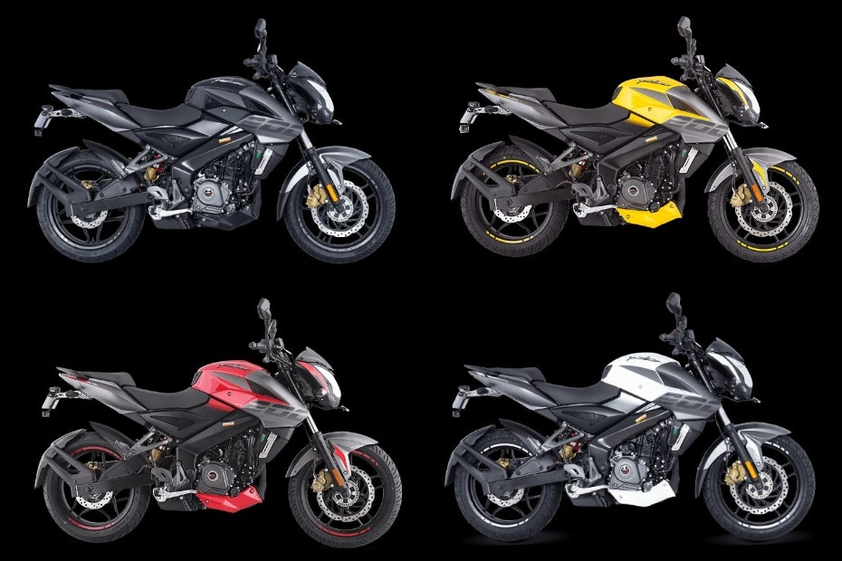 Bajaj Pulsar NS200: Which Colour To Pick