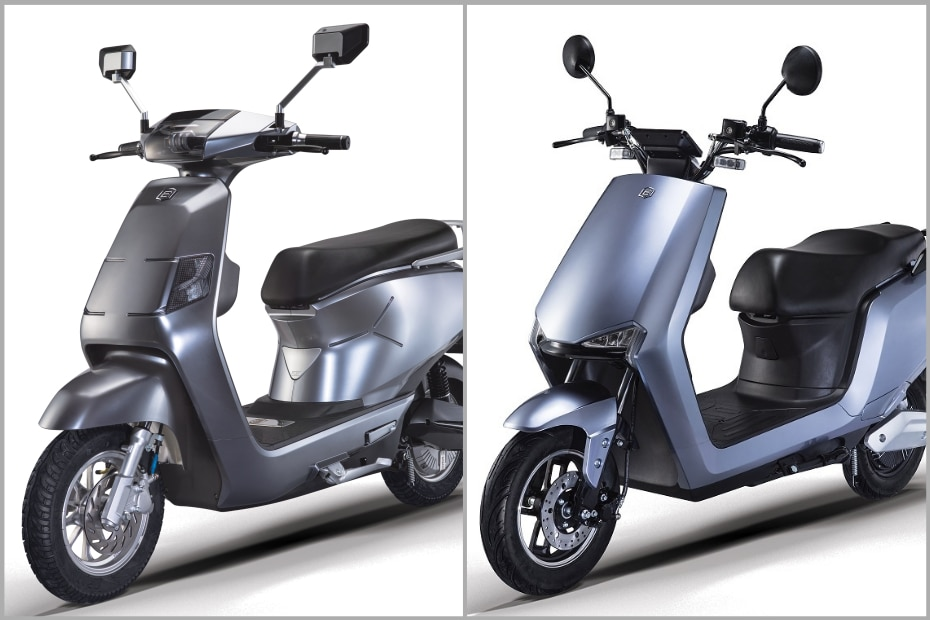 BGauss B8 And A2 Electric Scooters Launched In India