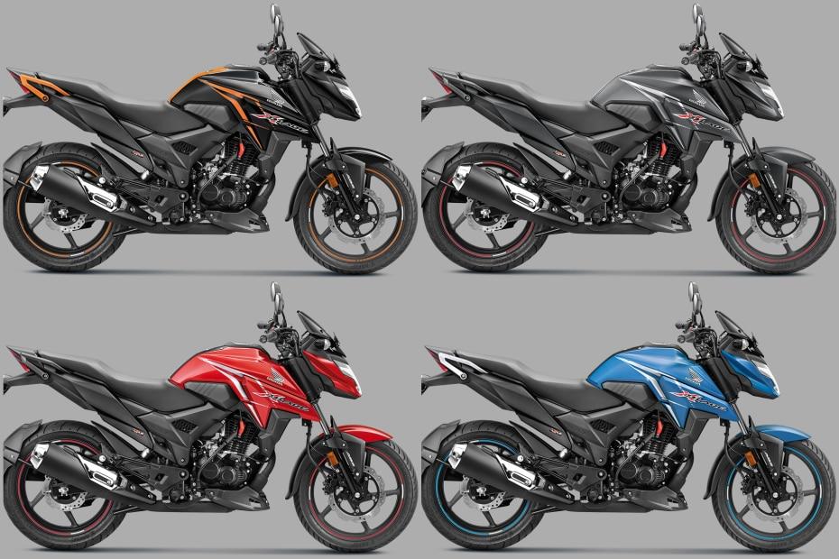 Honda X-Blade BS6: Which Colour To Choose?