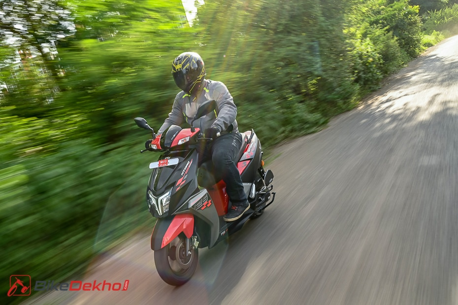 TVS NTorq 125 Race Edition BS6 Road Test Review