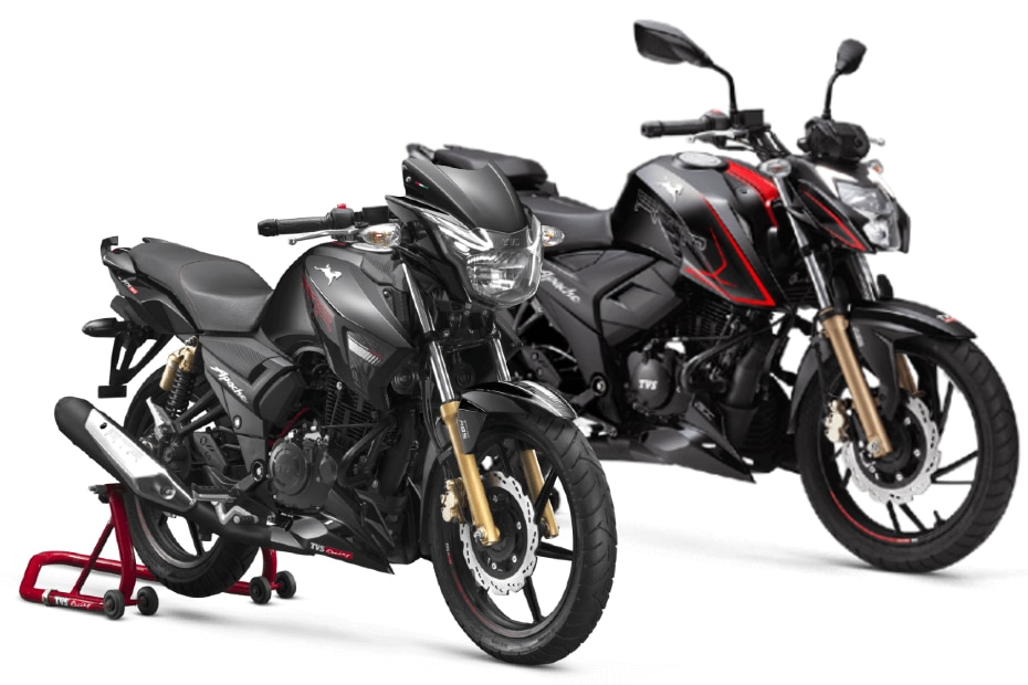 TVS Apache RTR 200 4V BS6, RTR 180 BS6 Prices Hiked Once Again