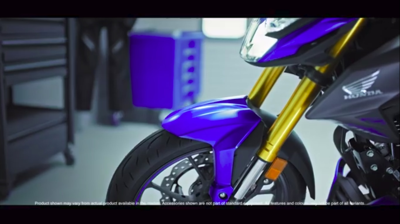 BREAKING: New Honda Bike Teased. Is This The CB Hornet 200R?