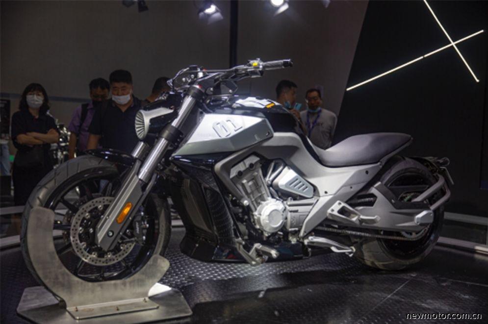 Benda Cruiser Concept Makes Its Official Debut