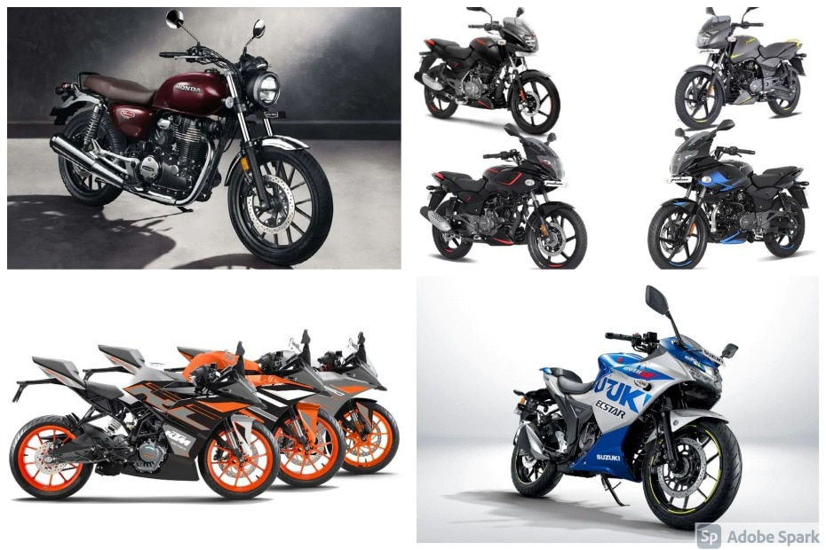 Weekly News Wrapup: Honda Hness CB350 Launched, Suzuki Gixxer Range Gets New Colour, KTM RC Range New Colours & More!