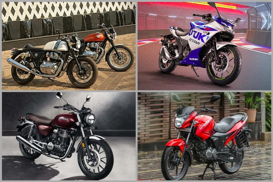 Two-wheeler Sales: Royal Enfield, Hero, Honda, TVS, Suzuki Beat Pre-COVID Figures