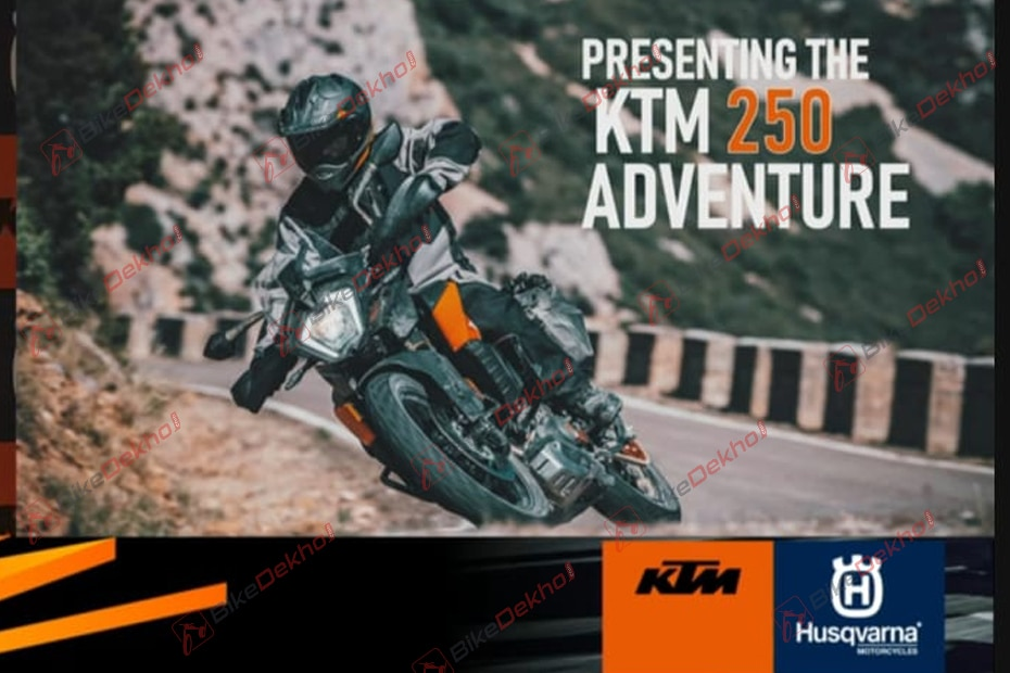 KTM 250 Adventure India Launch Soon