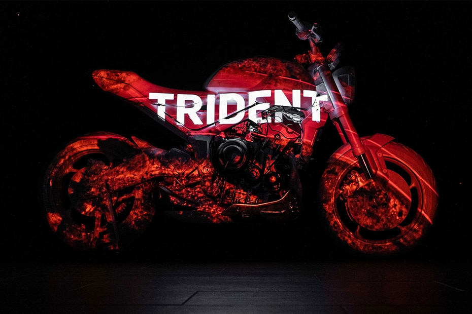 Triumph Trident To Be Unveiled Next Week