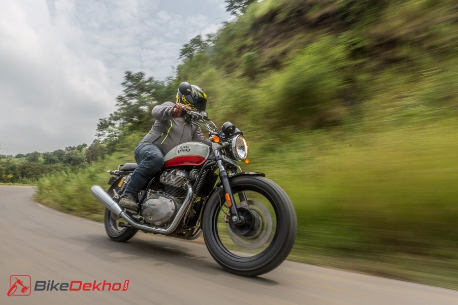 Royal Enfield Interceptor BS6 Road Test Review