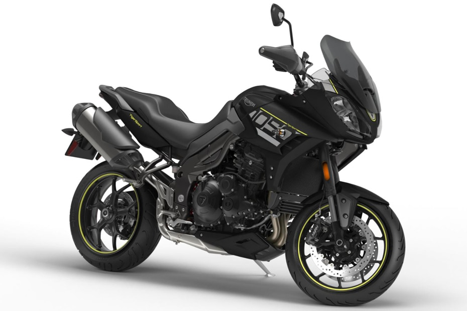 Triumph Tiger 850 Sport In The Works