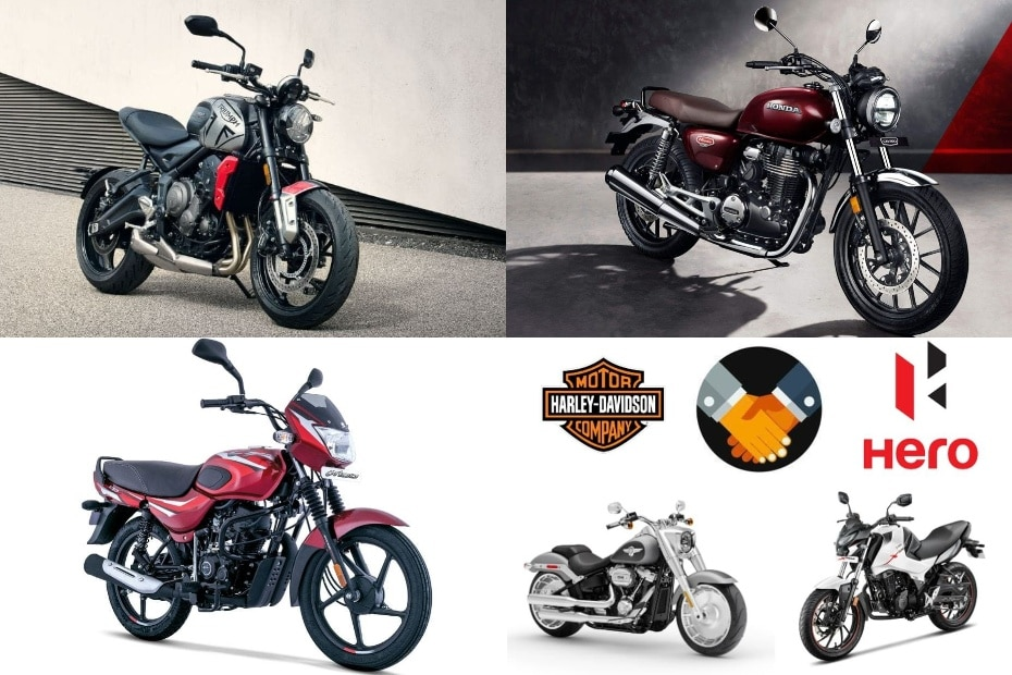 Weekly News Wrapup: Hero-Harley Announce Partnership, Honda H'ness Accessories Revealed And More