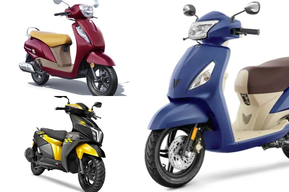 Top 5 Scooters To Buy This Diwali: TVS Jupiter, Suzuki Access 125, TVS NTorq 125 And More!