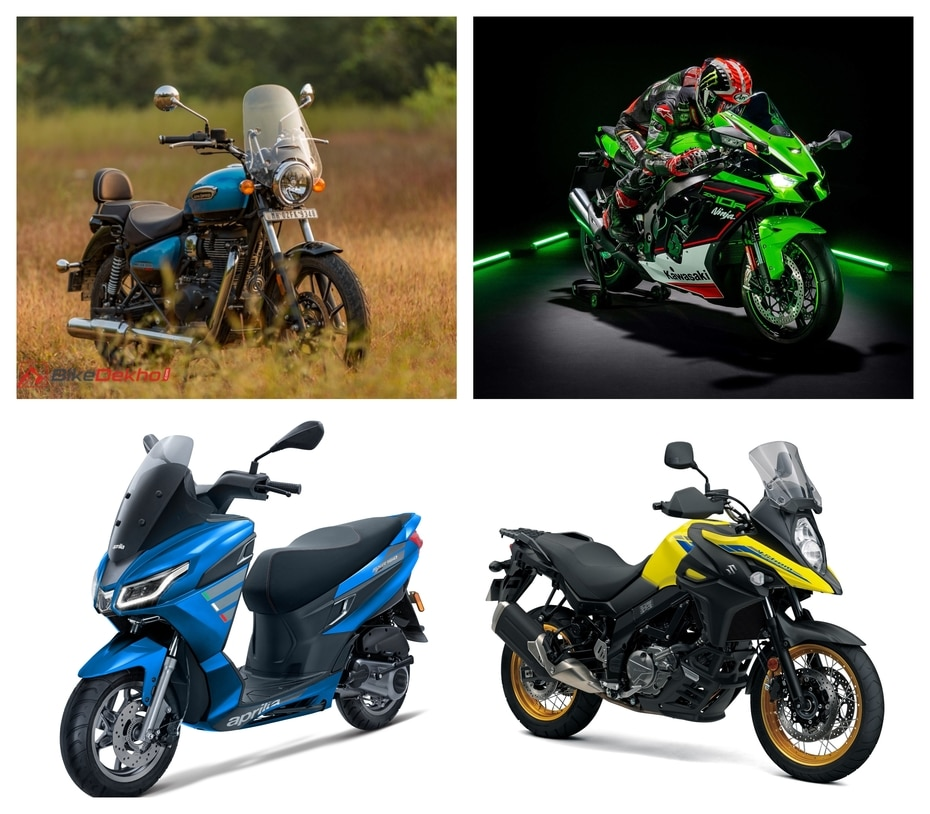 Weekly News Wrapup: Meteor 350 Waiting Period, SXR 160 Production Commences, Pre-Bookings Open for Trident And More