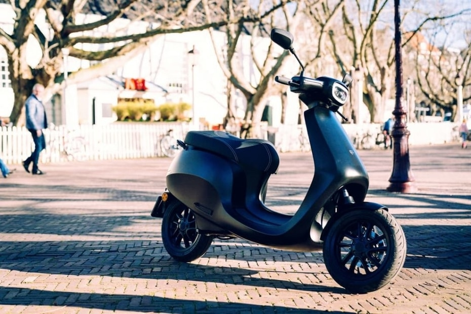 Ola Electric Scooter Spotted Testing In India For the First Time