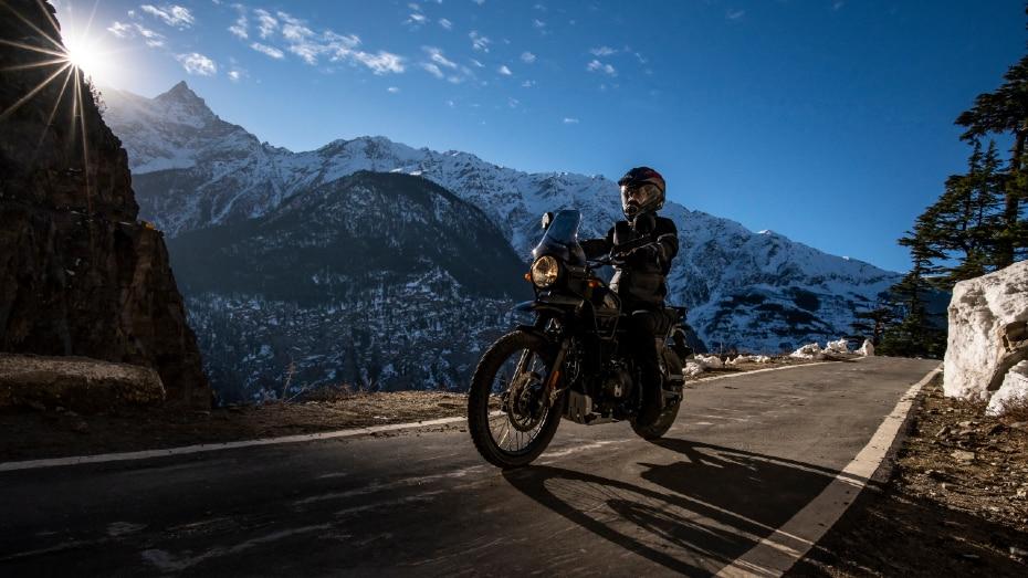 2021 Royal Enfield Himalayan: Image Gallery