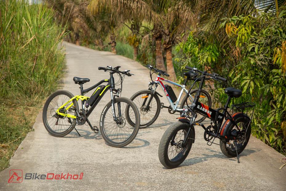 EMotorad e-bikes