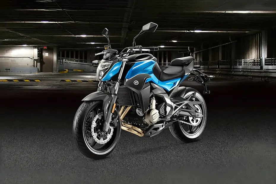 BS6 CFMoto 650NK Teased For India; Launch Soon