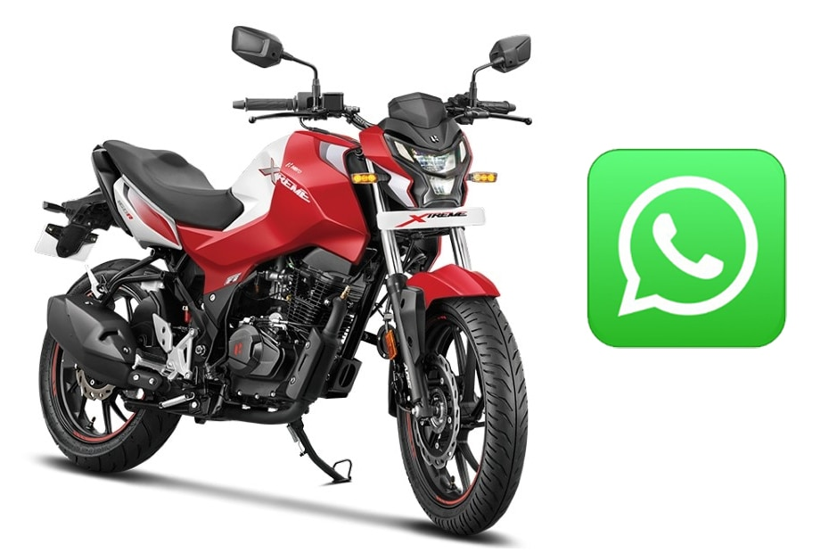 Hero MotoCorp To Offer Sales And Aftersales Services On WhatsApp