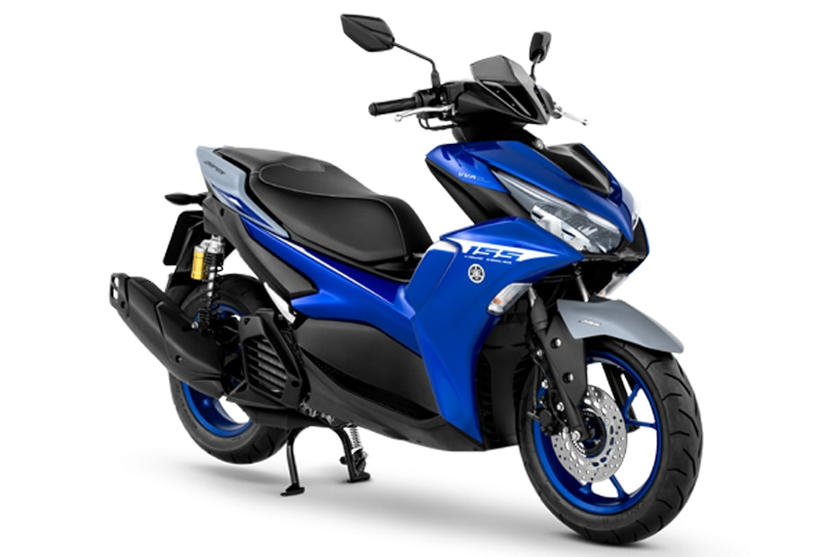 2021 Yamaha NVX Launched In Malaysia With Y-Connect Smartphone App
